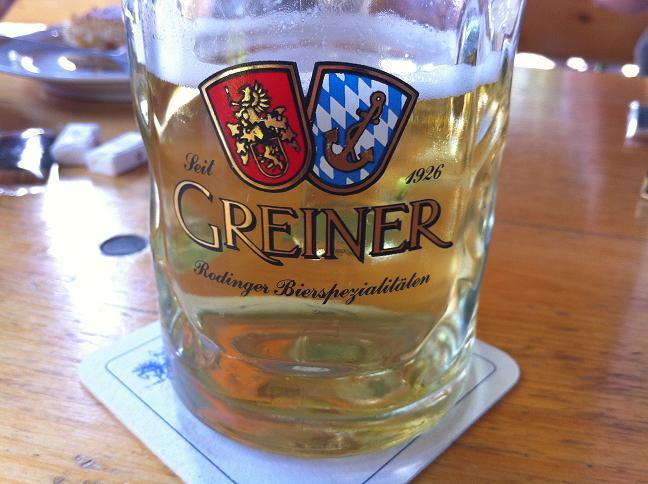 Greiner Bier - obs schmeckt ?